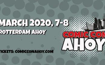 Comic Con Ahoy Rotterdam